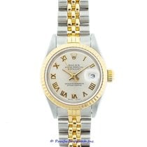 Rolex DateJust Ladies Two Tone Watch Pre-owned