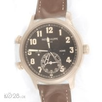 Patek Philippe Calatrava Pilot Travel Time 5524G-001 Unworn...