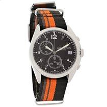 Hamilton Khaki Pioneer Pilot Mens Swiss Chronograph Watch...