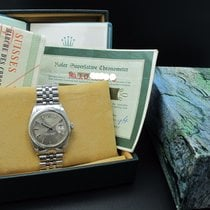 勞力士 (Rolex) DATEJUST 1601 SS ORIGINAL Brown SIGMA Dial with...
