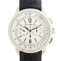Girard Perregaux Girard-perregaux 1966 18k White Gold White...