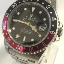 Ρολεξ (Rolex) GMT Master - Coke - U-Serie von 1998 - Perfect...