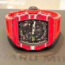 Richard Mille RM 035-02 Rafael Nadal Red Carbon