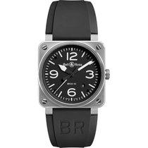 Bell & Ross BR 03-92 Steel BR0392-BLC-ST