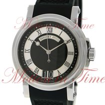 Breguet Marine Automatic Big Date, Black Dial - Stainless...