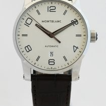 Montblanc Time Walker Date - NEW - B + P Listprice € 3.040,-