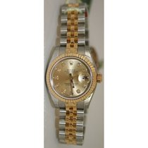 Rolex Datejust Lady's New Heavy Steel & Gold Jubilee...