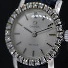 Omega white gold diamonds