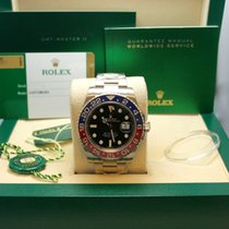Rolex GMT-Master II White Gold