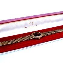 Omega De Ville Art Deco Brazelet and Case Gold AB 925