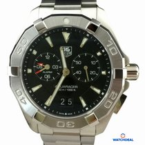 TAG Heuer Aquaracer Quarz Alarm 40,5mm WAY111Z.BA0928