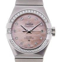Omega Constellation 27 Chronometer Gemstone