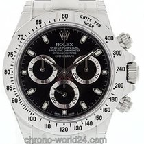 Rolex Daytona Ref. 116520 unworn 12/2016 Box & Papers NOS