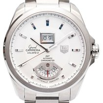 TAG Heuer Grand Carrera Calibre 8 RS Automatic Steel