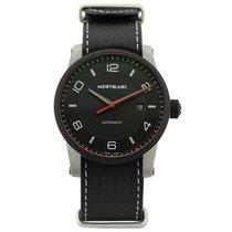 Montblanc TimeWalker Collection Date Automatic e-Strap