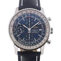 Breitling Navitimer Heritage 42 Chronograph Blue