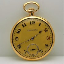 Patek Philippe Pocket Watch Watch Vintage 1921 18 Karat Yellow...