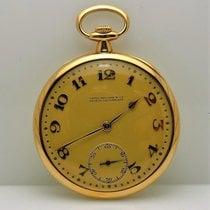 Patek Philippe Pocket Watch Watch Vintage 1921 18 Karat Yellow...