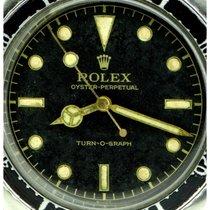 Rolex | Turn-o-graph Vintage ref. 6202 Golden Graphics