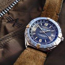 Breitling Antares World GMT  SS/Gold + Bracelet