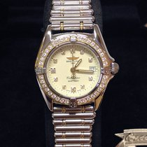 Breitling Callistino D52345 - Serviced By Breitling