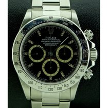 Rolex | Daytona Zenith Stainless Steel With Patrizzi Dial,...