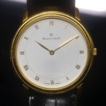 Blancpain Extra Slim Gold