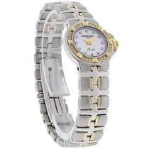 Raymond Weil Parsifal Mini Diamond MOP 18K Quartz Watch 9690-PDBD