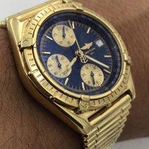Breitling Chronomat Chronograph Automatic 18k Solid Gold Ref K...