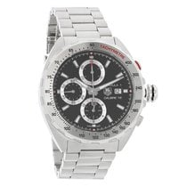 TAG Heuer Mens Formula 1 Automatic Chronograph Watch CAZ2010.B...