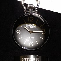 Panerai PAM581 Table Clock 65mm 8 Days [NEW]
