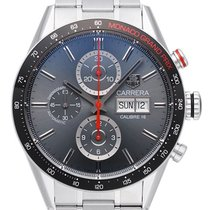 TAG Heuer Carrera Calibre 16 Day-Date Monaco Limited Edition
