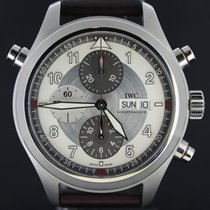 IWC Fliegheur Double Chronograph Ratrappante 44MM