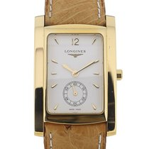 Longines DolceVita 32 Small Second Gold