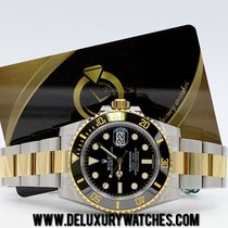 Rolex Submariner 116613LN New Nuovo 12-2016
