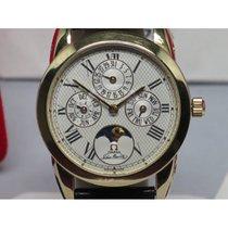 Omega Vintage Louis Brandt 18K Perpetual Calendar