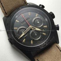 Tudor - Black Shield Black Dial Ceramic