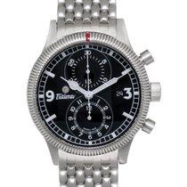 Tutima Grand Classic Chronograph Automatic Men's Watch – 781-18