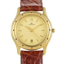 Certified Pre-Owned Lorenz Women's Yellow Gold Quartz...