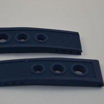 Breitling Kautschuk Armband Band 24mm 24-20 Für Faltschliesse...