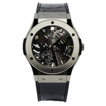 Hublot Classic Fusion Classico Ultra-thin skeleton Titanium 42 mm