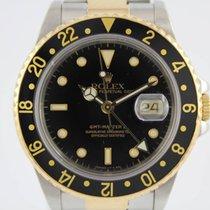 Rolex GMT-Master II LC100 16713 #A3251 Box, Papiere