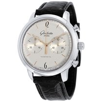 Glashütte Original Men's 1-39-34-03-22-04 Sixties Chronogr...