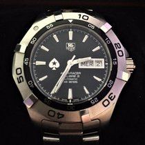 TAG Heuer Aquaracer Calibre 5 Poker Stars Edition