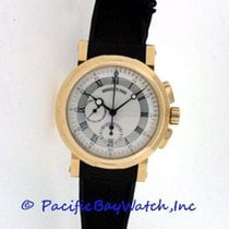 Breguet Marine Chronograph 5827BA