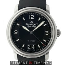 "Blancpain Leman  Aqua Lung Grande Date Steel 40mm ""The..."