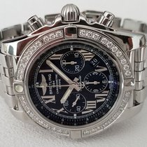 Breitling Chronomat 44 Original Diamond Bezel Automatic