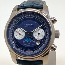Bremont 1918WG Limited Edition Automatic Chronograph GMT...