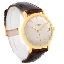 Patek Philippe Calatrava Vintage 18k Yellow Gold Automatic...