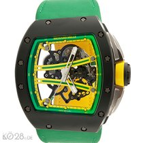 Richard Mille Yohan Blake RM61-01 AO CA - TZP Manual